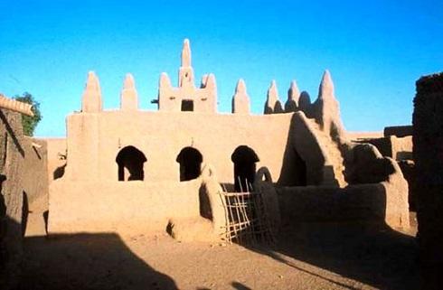 مسجد کوفل