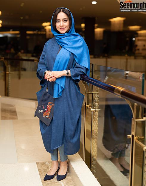 مدل مانتو بلند 2018 - بهاره کیان افشار
