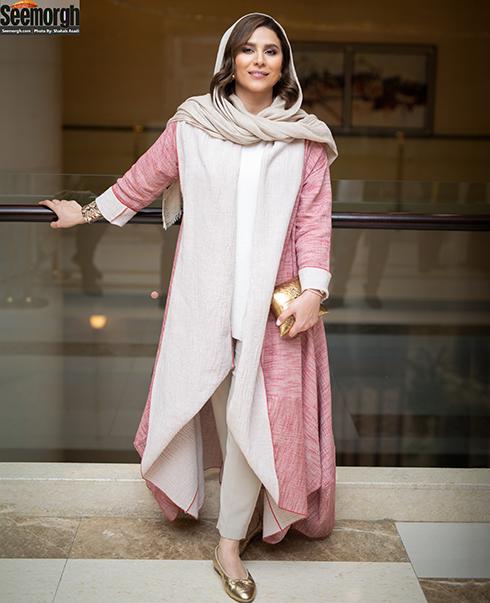 مدل مانتو بلند 2018 - سحر دولتشاهی