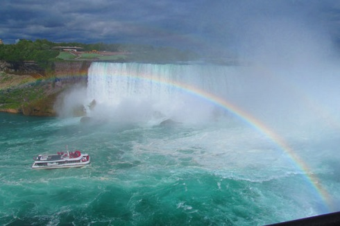 آبشار نیاگاراکانادا,مکان های گردشگری کانادا
