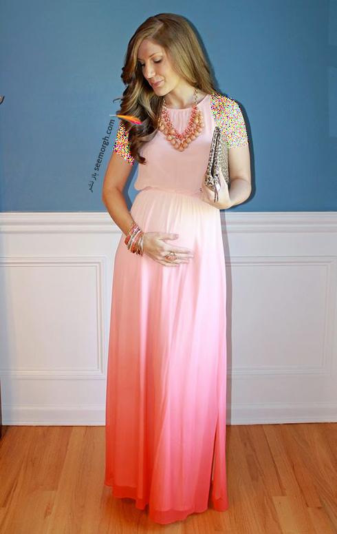 لباس بارداری سایه روشن