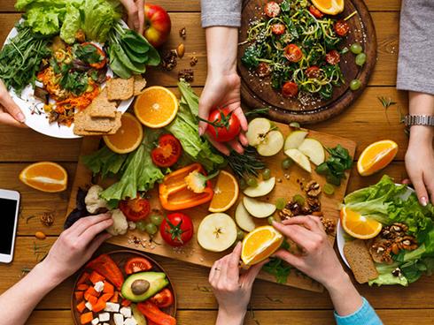 تغذیه تابستان,میوه و سبزیجات