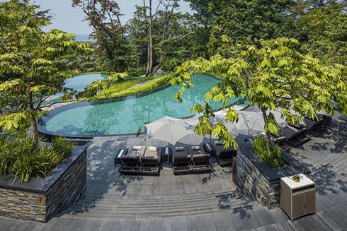 هتل کاپلا سنتوزا hotel kayla sentosa محل دیدار ترامپ و کیم جونگ اون - عکس شماره 4