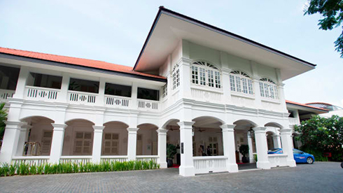 هتل کاپلا سنتوزا hotel kayla sentosa محل دیدار ترامپ و کیم جونگ اون - عکس شماره 3