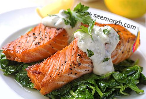 غذاهای مفید و مضر برای تیروئید غذاهی دریایی