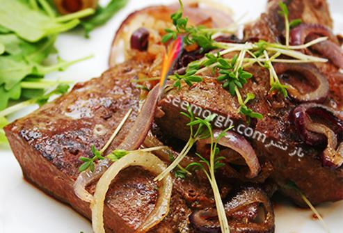 غذاهای مفید و مضر برای تیروئید گوشت