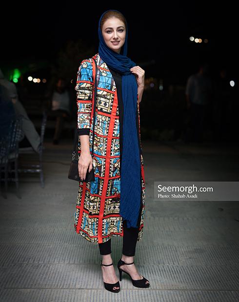 ویدا جوان در اکران سهیلا شماره 17