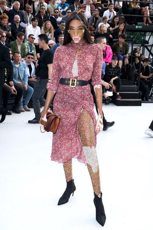دیور,وینی هارلو,مدل لباس 2019,مدل لباس