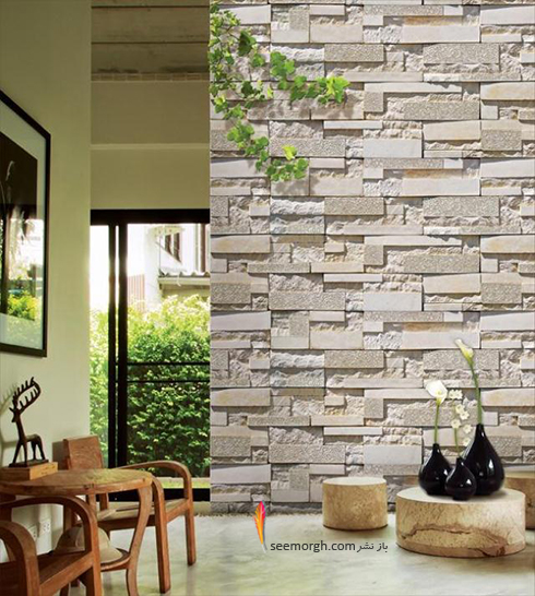 کاغذ دیواری سه بعدی با طرح سنگ مرمر مخصوص اتاق نشیمن,کاغذ دیواری,کاغذ دیواری سه بعدی مخصوص اتاق نشیمن,کاغذ دیواری سه بعدی با طرح سنگ مرمر