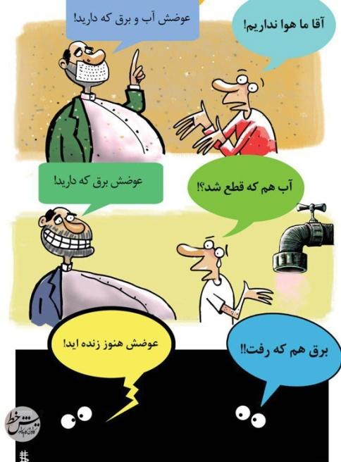 وضعیت زندگی در ایران
