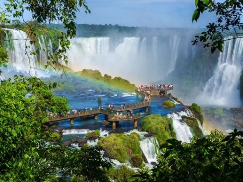 عکس آبشار ایگواسو