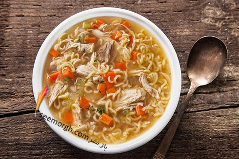 سوپ,رژیم نرم