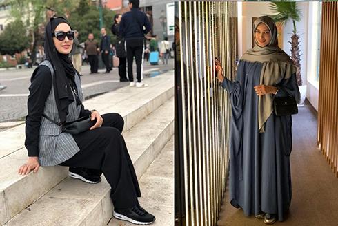 آناشید حسینی، طراح لباس و همسر پسر سفیر ایران در دانمارک,آناشید حسینی