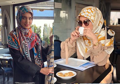 2 مدل از طرح های جدید آناشید حسینی,آناشید حسینی