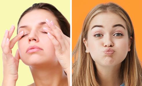 جوان سازی پوست صورت با ژیمناستیک صورت,ژیمناستیک صورت,جوان سازی صورت,جوان سازی پوست صورت