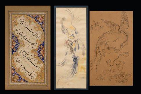 آثار ملی، حراج، هنر تجسمی
