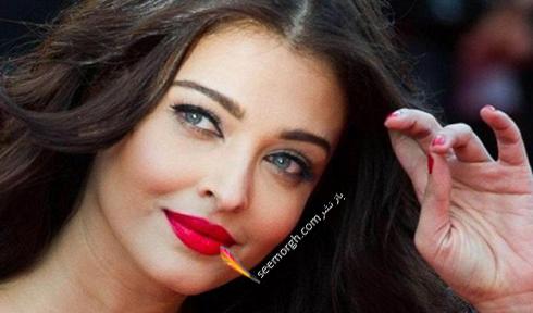 راز زیبایی آیشواریا رای باچان,آیشواریا رای باچان,راز زیبایی زنان بالیوود,راز زیبایی هنرپیشه های زن هالیوود