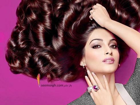 راز زیبایی سونام کاپور,سونام کاپور,راز زیبایی بازیگران هندی,راز زیبایی زنان بالیوود