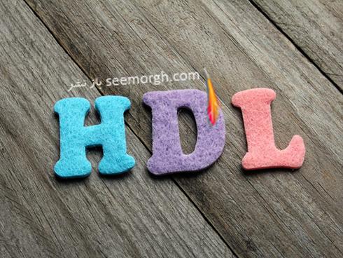 کلسترول,HDL