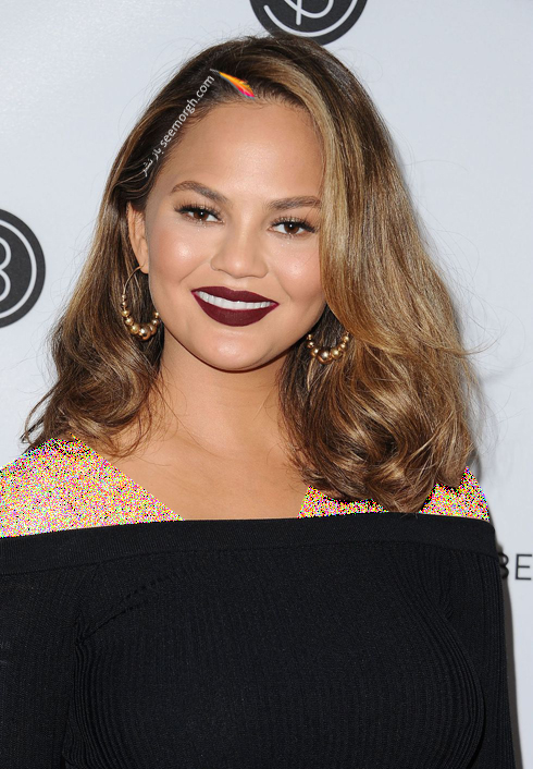 مدل مو موج دار براي صورت هاي گرد, مدل مو,مدل مو براي صورت هاي گرد,مدل مو براي صورت گرد,مدل مو براي خانم هايي که صورت گرد دارند