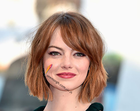 مدل مو کوتاه برای صورت های گرد برای تابستان 2018, مدل مو,مدل مو برای صورت های گرد,مدل مو برای صورت گرد,مدل مو برای خانم هایی که صورت گرد دارند