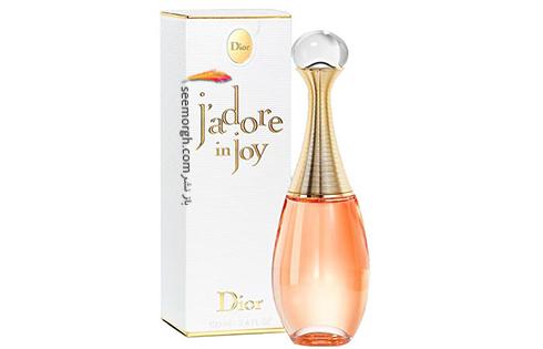 عطر,عطر زنانه,عطر زنانه ديور,بهترين عطر زنانه ديور,عطر زنانه J'adore In Joy از برند ديور Dior