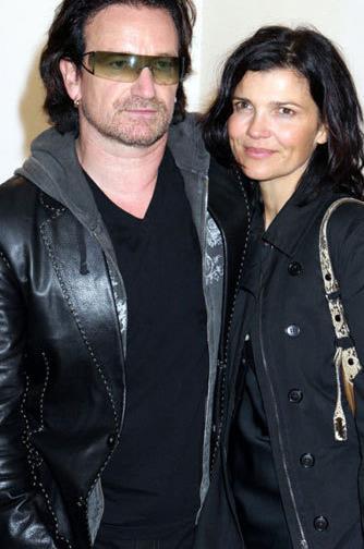 بونو Bono و آلی هیوسون,ازدواج های موفق هالیوودی,ازدواجهای موفق در دنیای هالیوود