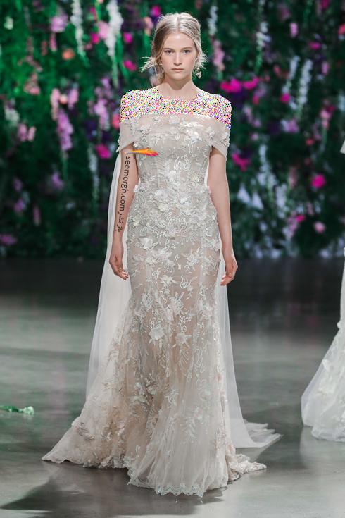 جدیدترین مدل لباس عروس بژ برای تابستان 2018,لباس عروس,مدل لباس عروس,لباس عروس طلایی,مدل لباس عروس طلایی, لباس عروس برای تابستان,مدل لباس عروس برای تابستان 2018,لباس عروس بژ طلایی