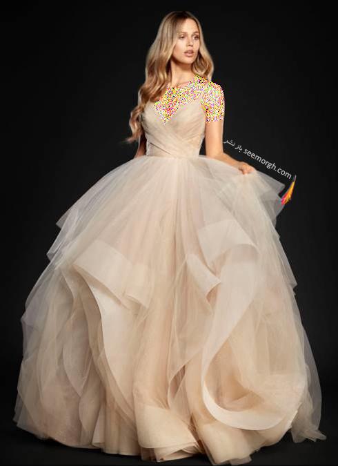 جدیدترین لباس عروس طلایی برای تابستان 2018,لباس عروس,مدل لباس عروس,لباس عروس طلایی,مدل لباس عروس طلایی, لباس عروس برای تابستان,مدل لباس عروس برای تابستان 2018,لباس عروس بژ طلایی