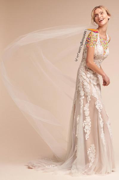 لباس عروس طلایی برای تابستان 2018,لباس عروس,مدل لباس عروس,لباس عروس طلایی,مدل لباس عروس طلایی, لباس عروس برای تابستان,مدل لباس عروس برای تابستان 2018,لباس عروس بژ طلایی