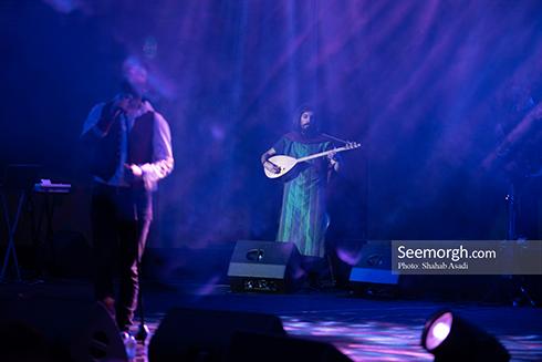 کنسرت کاوه آفاق، تصویری از کنسرت کاوه آفاق