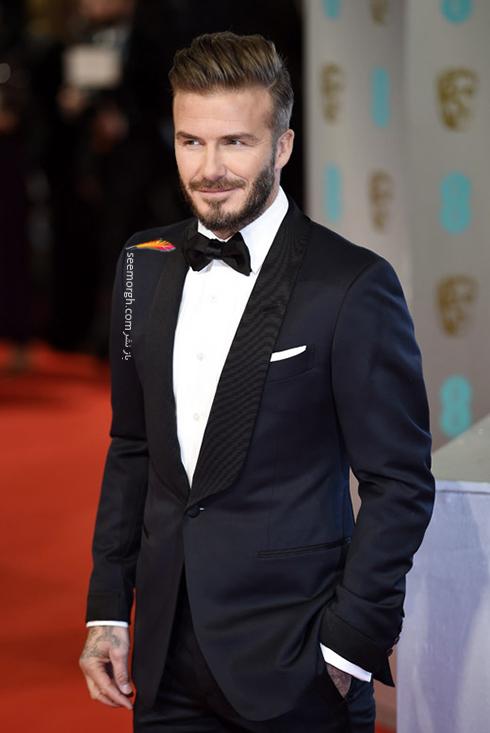 ویژگی جالب کت دیوید بکهام David Beckham,کت و شلوار دیوید بکهام, راز شیک پوشی دیوید بکهام
