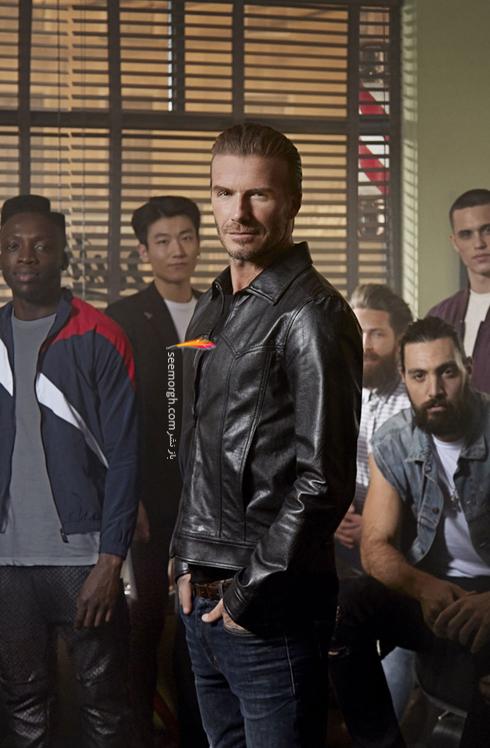 دیوید بکام,برند دیوید بکام,house99,دیوید بکام David Beckham برای تبلیغات برندش house99