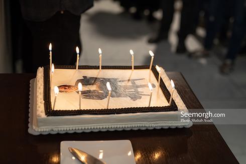 جشن تولد 85 سالگی داوود رشیدی, گزارش تصویری از تولد 85 سالگی داوود رشیدی