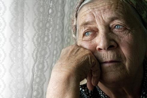 افسردگی,سالمند افسرده