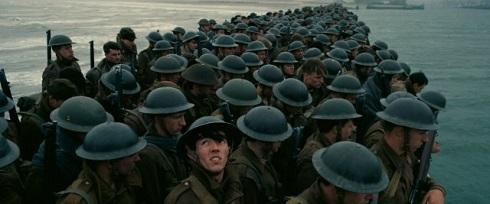 نمایی از فیلم دانکرک، تصویری از فیلم دانکرک
