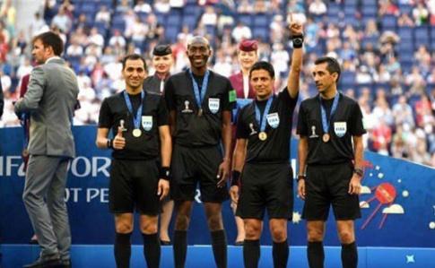 علیرضا فغانی،رضا سخندان و محمدرضا منصوری در جام جهانی