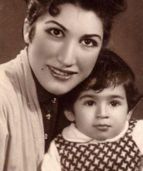 فروغ فرخزاد و پسرش کامیار شاپور, فروغ فرخزاد و کامی