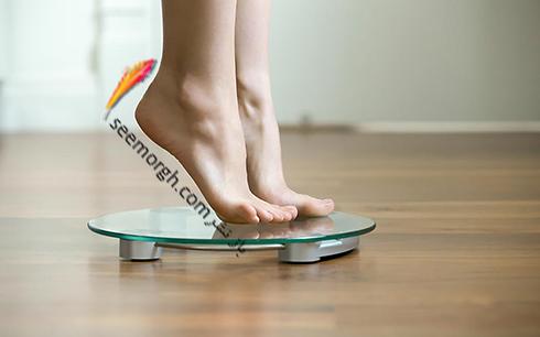 کاهش وزن,ترازو