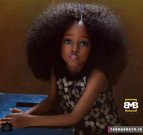 عکس زیباترین کودک دنیا