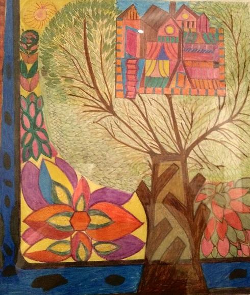 تابلوی نقاشی حسن مرادی 2