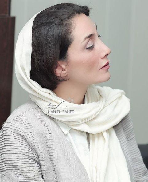 عکس چهره هدیه تهرانی
