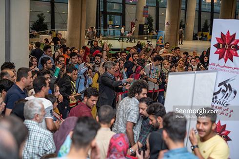 استقبال مردم از اکران مردمی هزارپا، اکران مردمی هزارپا