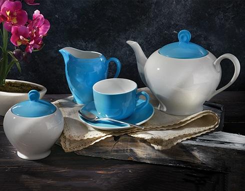 سرویس چای خوری آیریس آسمان