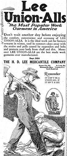 بیلرسوت,بیلرسوت چیت؟,لباس سرهمی بیلر که برای کارگران طراحی و دوخته شده بود