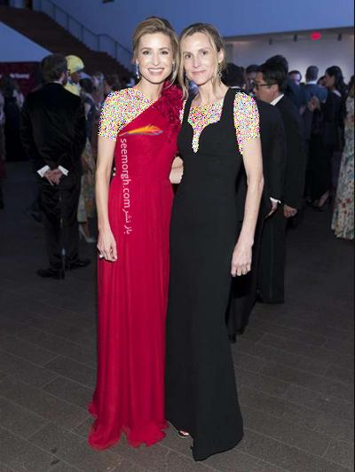 مدل لباس  Kate Clammer و  Serena Perkins در جشن برند کارتیه Cartier 2018,برند کارتیه,ایونت برند کارتیه,مدل لباس در ایونت برند کارتیه,ایونت برند کارتیه 2018