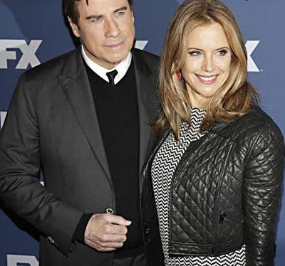 ازدواجهای موفق هالیوودی,زوج های موفق هالیوود,کلی پرستون Kelly Preston و جان تراولتا John Travolta