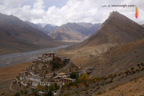 صومعه کلید,هند,هندوستان