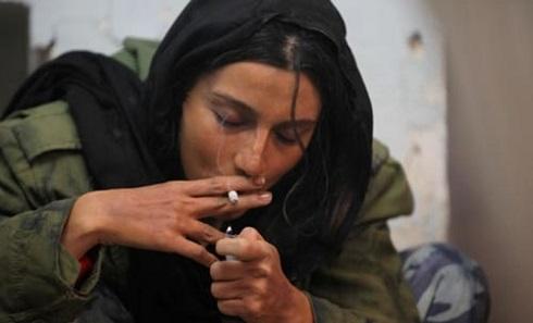 درامتداد شهر,زنان معتاد سینمای ایران,خاطره حاتمی,خاطره حاتمی در امتداد شهر