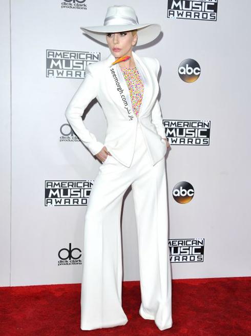 مدل کت و شلوار زنانه به سبک ليدي گاگا Lady Gaga,کت و شلوار,مدل کت و شلوار,کت و شلوار زنانه,مدل کت و شلوار زنانه,مدل کت و شلوار زنانه ,کت و شلوار زنانه